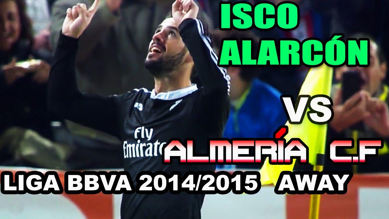 Isco Alarcon vs Almeri...