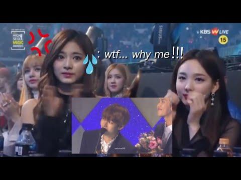 Qu'est-il arrivé avec Taehyung et Tzuyu !! ???
