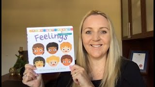 eSafeKids Book Reading: Find Out About Feelings