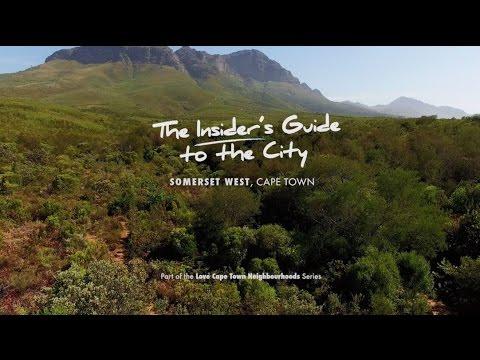 Somerset West: The Love Cape Town Neighbourhoods Series