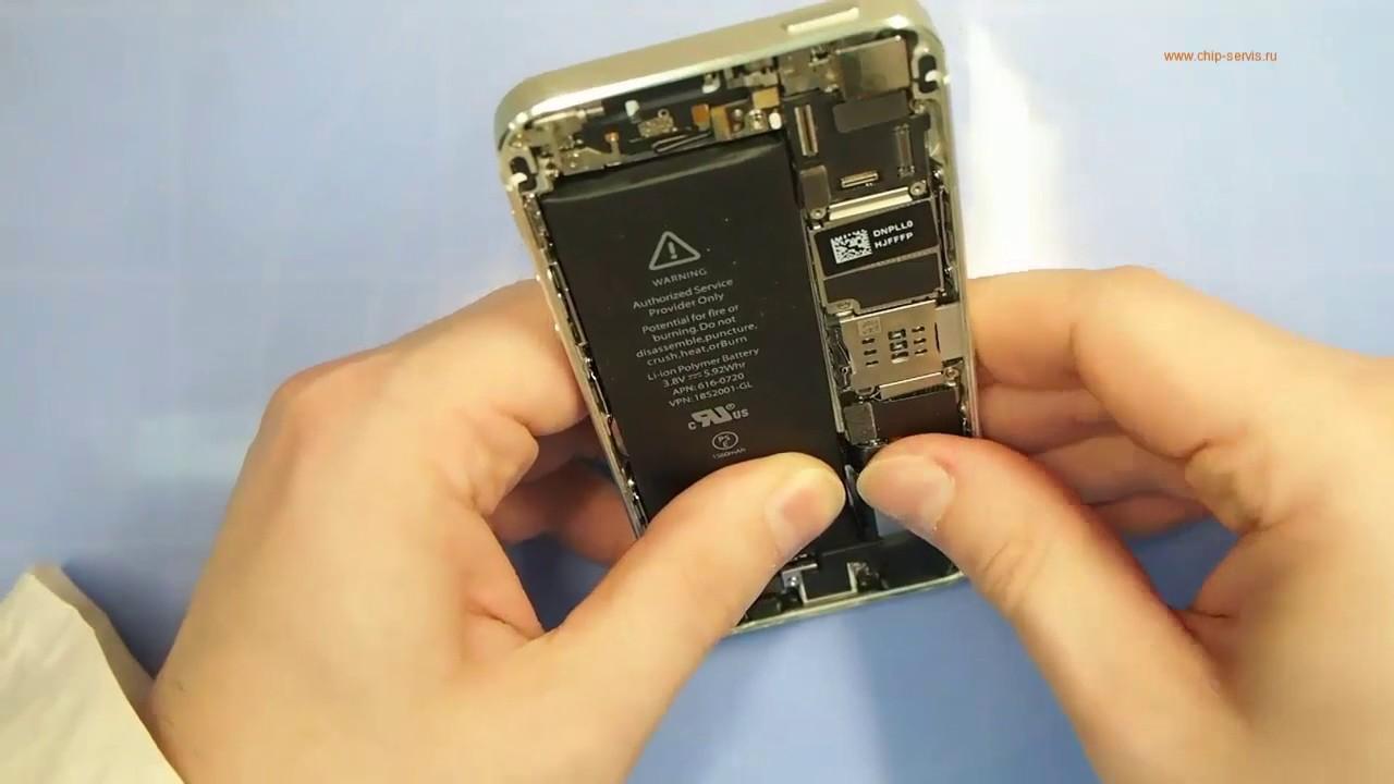подробная инструкция по разборке iphone 5c