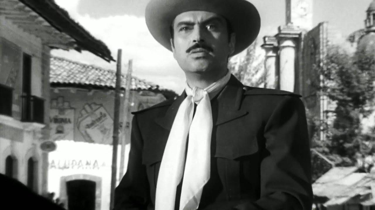 Pedro Armendáriz En Rosauro Castro 1950 Cine Clásico
