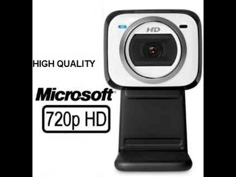 Microsoft LifeCam HD-5001 Download Driver