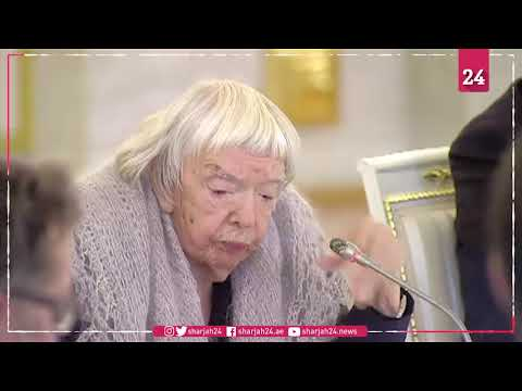 Ex-Soviet dissident Lyudmila Alexeyeva dies aged 91