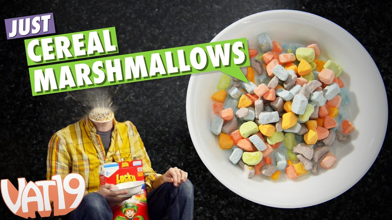 Only cereal marshmallows youtube ccuart Images