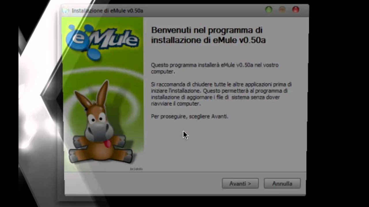 Tutorial emule doovi for Porte emule 0 50a