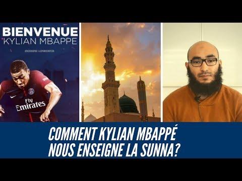 Comment Kylian Mbappé nous enseigne la sounna du prophète saw?