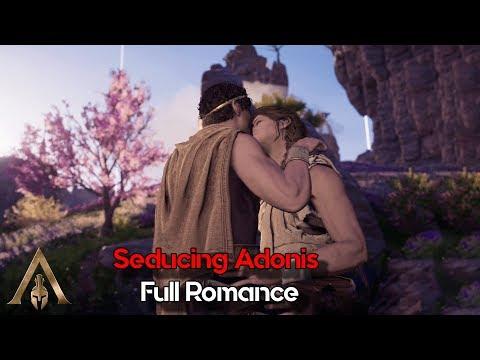 Seducing Adonis Full Adonis Romance - Assassin's Creed Odyssey - The Fate of Atlantis DLC  