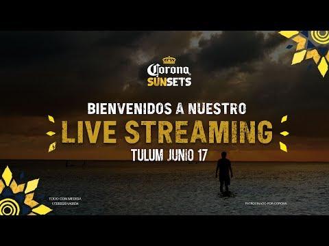 Corona Sunsets Tulum 2017
