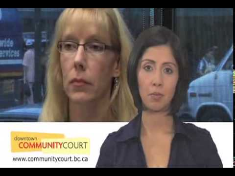 How Vancouver's Community Court Works
