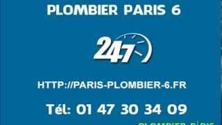 Plombier Paris 6(, 2013-12-23T14:58:15.000Z)