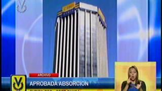 Sudeban aprobó fusión entre Bod y Corp Banca