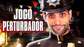 Jogo PERTURBADOR, onde TUDO é uma MENTIRA - We Happy Few