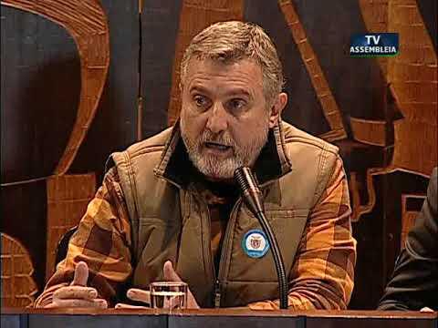 Audiência Pública - O problema das carcerárias nas delegacias do Estado do Paraná