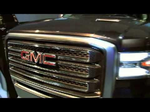 2012 GMC Sierra All Terrain HD Concept $65.000