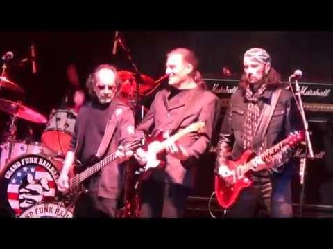 Grand Funk Railroad at Topsfield Fair, Topsfield MA 10/6/2016 (short)