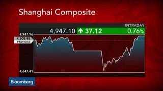 Don't Engage Chinese Equities: Morilla-Giner