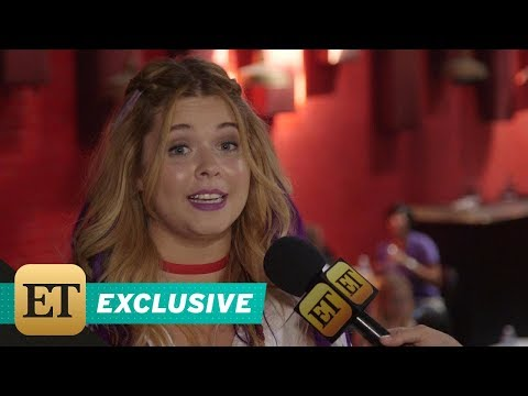EXCLUSIVE: Sasha Pieterse on Bringing 'PLL' into the 'DWTS' Ballroom and Why She Joined the !
