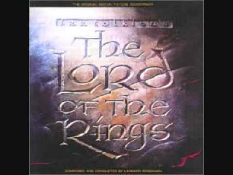 LOTR The Journey Begins Encounter With The Ringwraiths