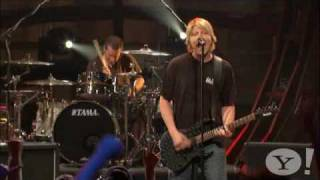 Self Esteem - The Offspring - Live@Yahoo