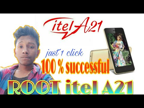 How to root itel wish A21 (does root possible in itel/itel main root  possible hain a nahi