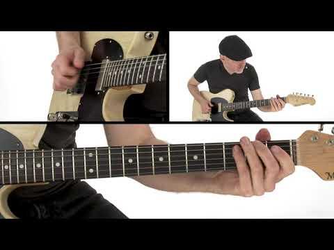 Smoke Stack Lightning (Howlin' Wolf) Guitar Lesson - Performance - Jeff McErlain