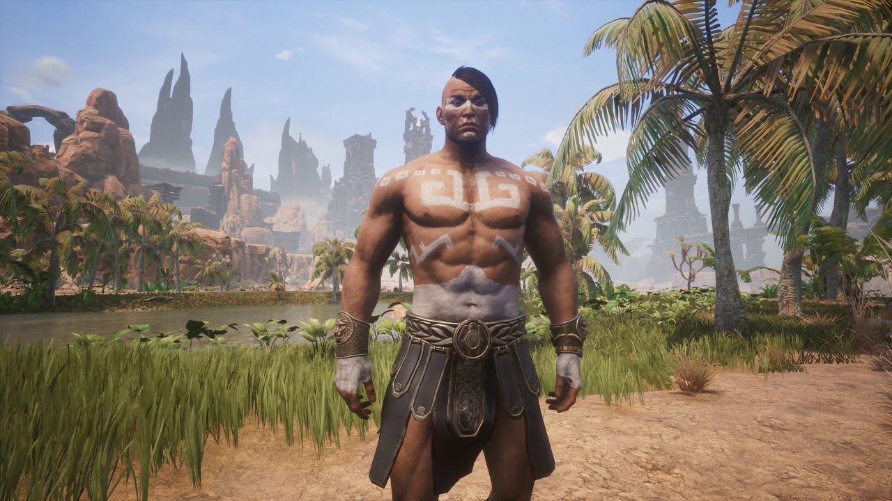 Buy Conan Exiles from the Humble Store