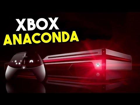 O NOVO XBOX ANACONDA !?