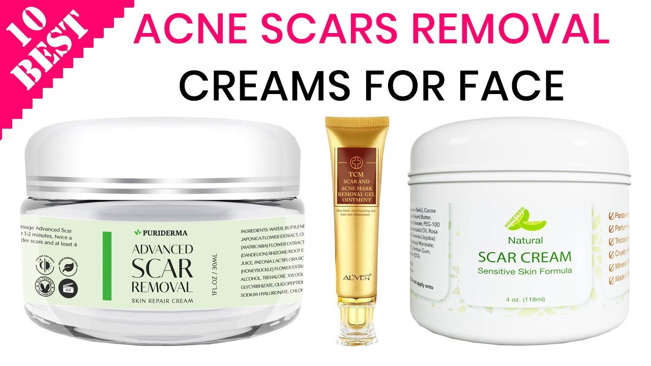 10 Best Acne Scars Removal Creams For Face 2020 Best Cream For