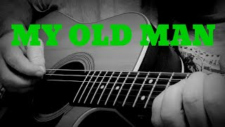 quotMY OLD MANquot  MUSIC BY BIG KEG  ACOUSTIC GUITAR TUNED DADGAA