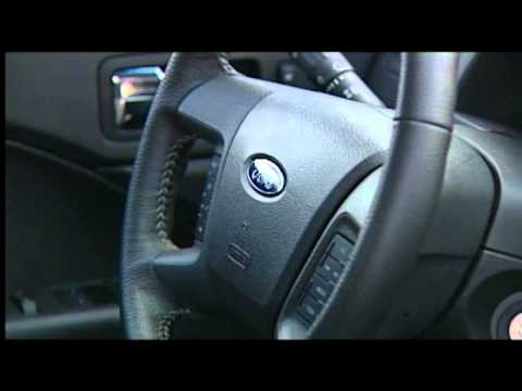 2008 Ford Fusion Test Drive