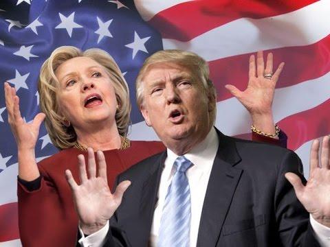 лающая клинтон видео