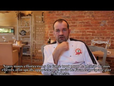 Good France en Russie - 2016 - Serguei Eroshenko de The Honest Kitchen