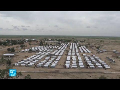 النيجيريون الفارون من بوكو حرام يعانون في مخيمات بولكا