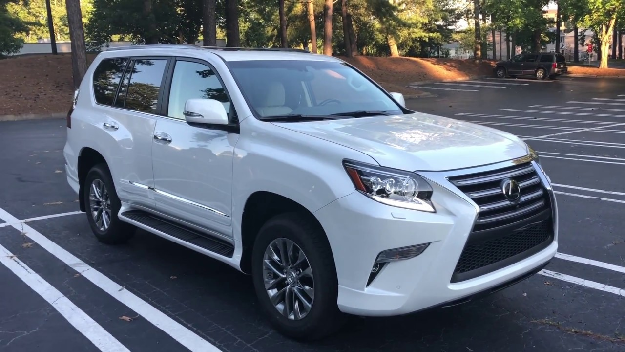 2018 Lexus GX460: What Should We Expect? >> What S In A Top Trim Gx 2018 Lexus Gx460 Luxury