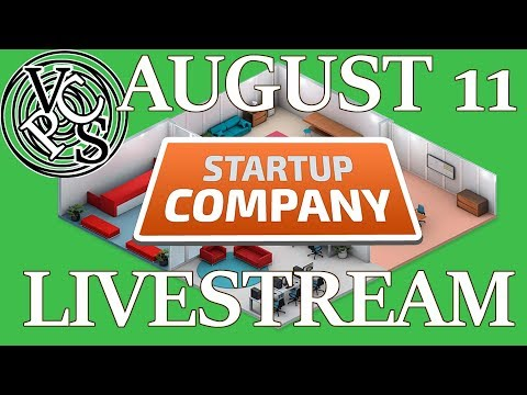 Startup Company LIVE - Beta 12 Software Developer Business Tycoon Gameplay