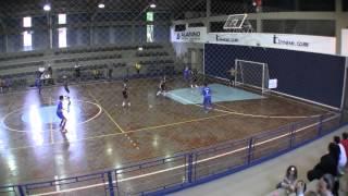 CLUBE DOS BANCARIOS DE ITAPETININGA 5 X 3 CAAS FUTMAX - COPA ELDORADO - 13/10/2012 - SUB13