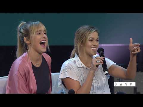 Session 3 | Sadie Robertson & Laney Redmon | Gateway Student Conference 2018