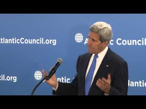 Toward a Europe Whole and Free: Secretary of State John Kerry