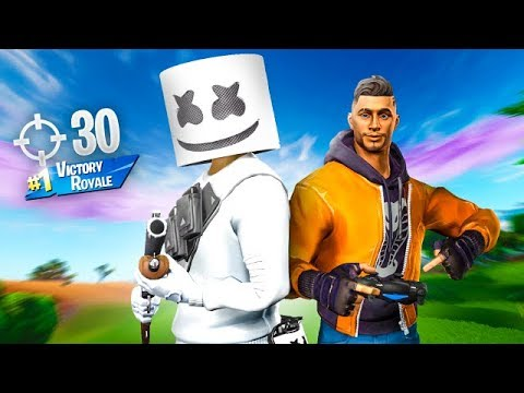 CONTROLLER DUO BACK AT IT! *30 ELIM WIN* Feat. Ghost Aydan