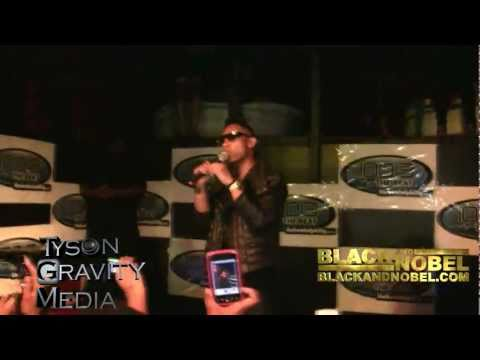 MIGUEL - ALL I WANT IS YOU (LIVE)  HD
