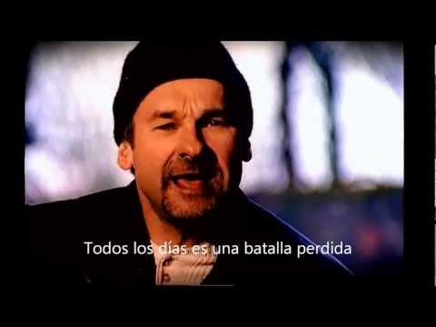 Mike and the Mechanics OVER MY SHOULDER subtitulado al español
