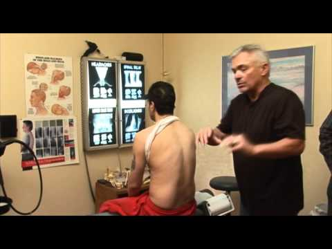 Professional Boxer, Adrian Mora, Shoulder Injury Treatment - Chiropractor Dr. Nelson Vetanze