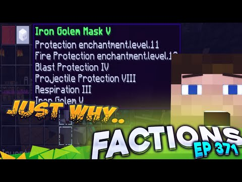 Minecraft Factions #371 - AND I LOST IT.... (Minecraft Raiding)