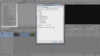 |Видео-Урок №2|Как замедлить\ускорить видео в Sony Vegas 11|