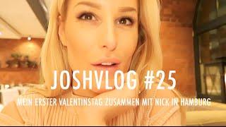 JOSHVLOG #25   MET NICK & SIMON OP STAP   Mein erster Valentinstag zusammen mit Nick in Hamburg