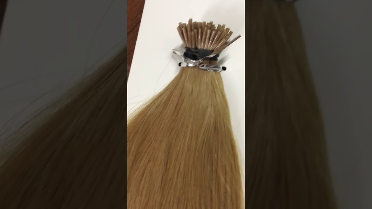 I Tip Hair Extensions Wholesale Double Drawn Remy I Tip Hair
