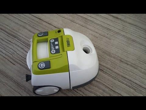 Odkurzacz Zelmer Syrius /  Polisch vacuum cleaner Zelmer Syrius