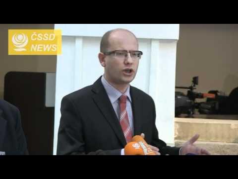 Bohuslav Sobotka k integraci EU - 9.12.2011