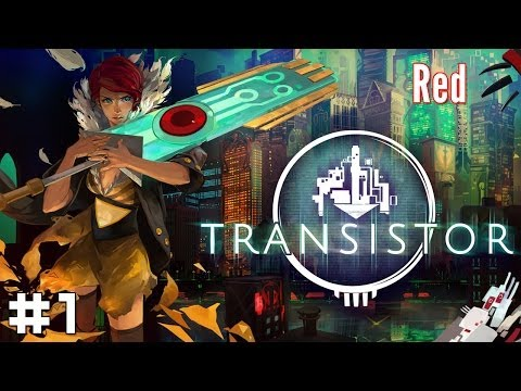 Transistor #1 - Red